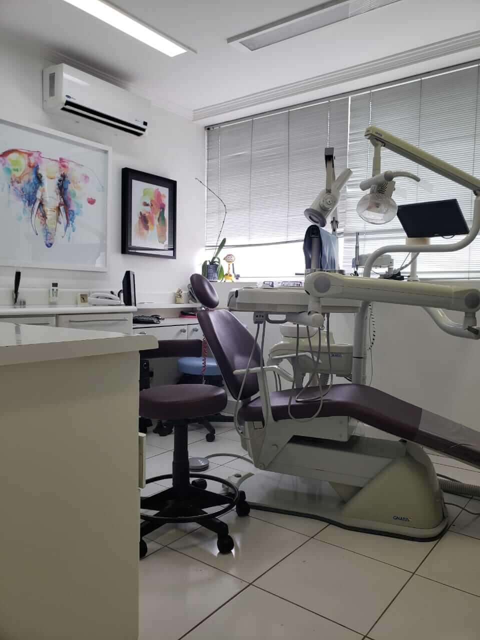 Consultório de Odontologia, PauLa Machado, sala
